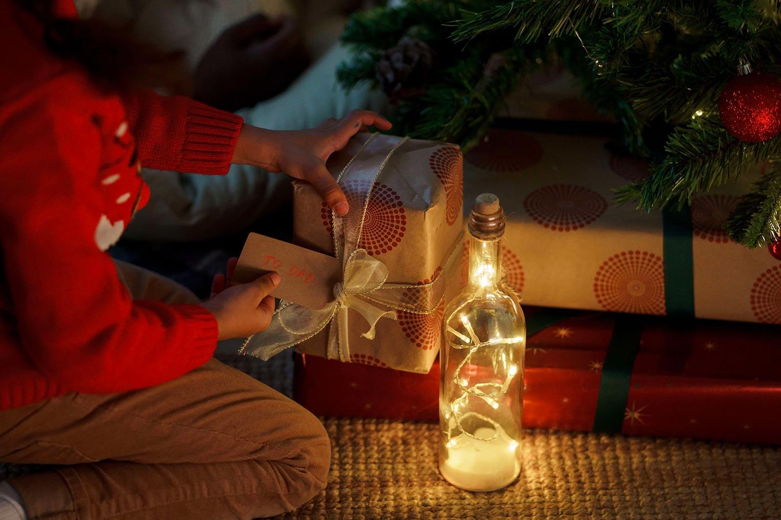 La tendance, quatre cadeaux à Noël